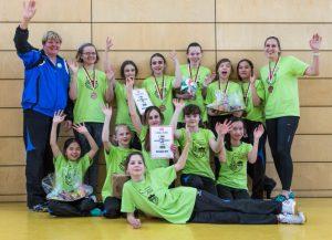 Nordostdeutsche U13 Meisterschaft 2016 @ Heimhalle des MVC   Berlin   Berlin   Deutschland